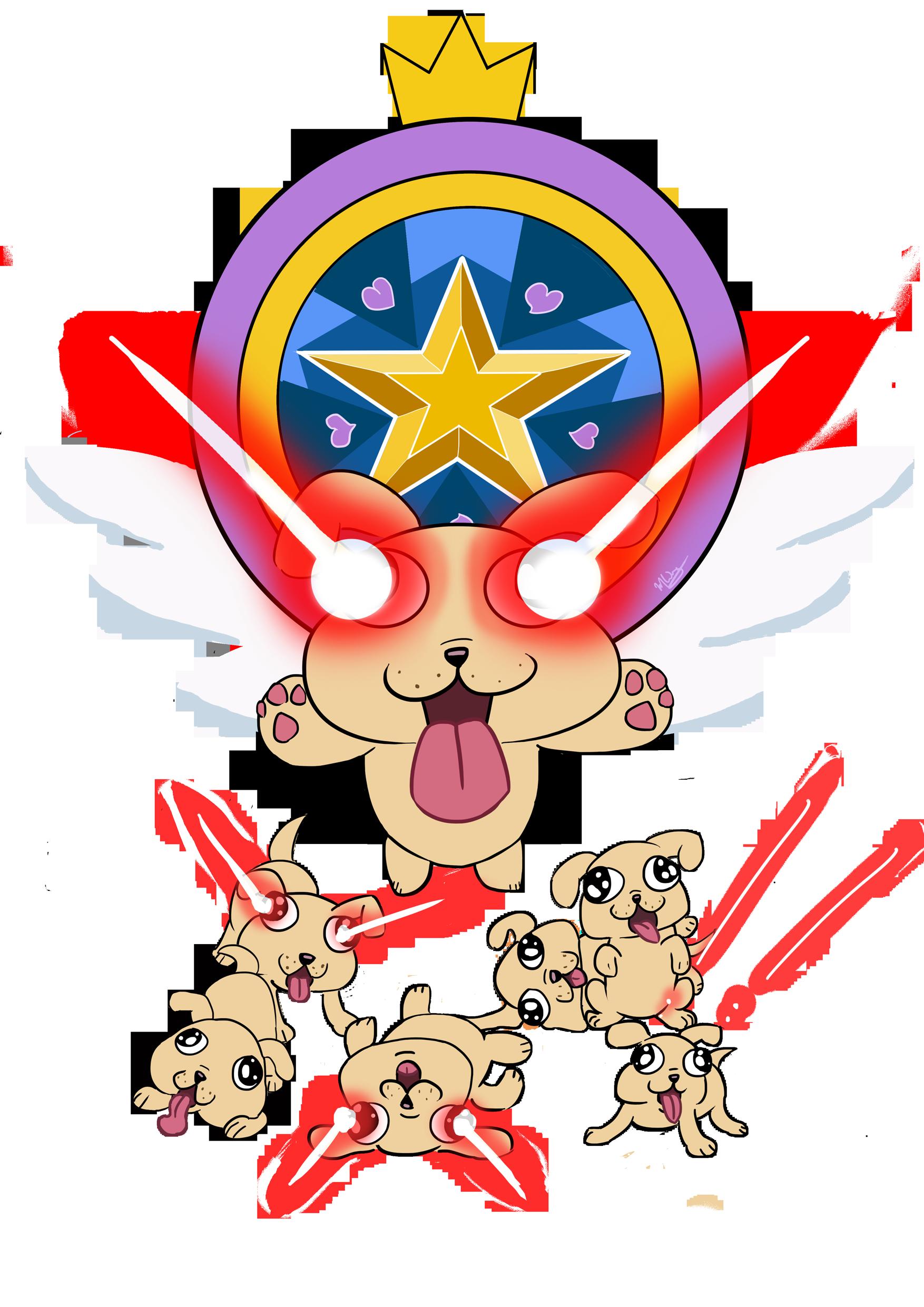 Laser puppys