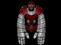 Scratch robot front