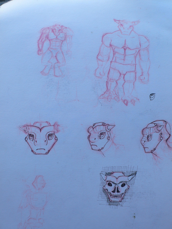 Concept work 3